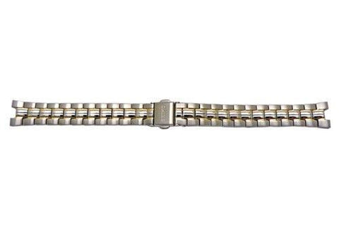 Genuine Seiko Coutura Series Dual Tone 14mm Watch Bracelet