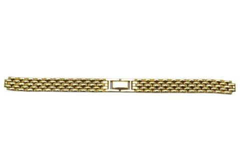 Genuine Seiko Gold Tone Ladies Bangle Watch Bracelet