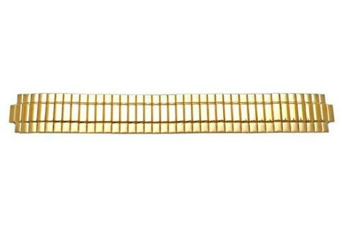 Seiko Gold Tone 20mm Expansion Watch Bracelet