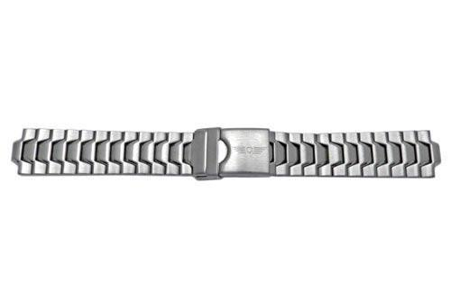 Genuine Swiss Army Airforce Series Brushed 20mm Solid Watch Bracelet