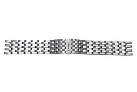 Genuine Swiss Army Stainless Steel Cavalier II 18mm Watch Bracelet