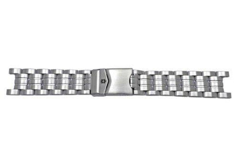 Swiss Army Maverick II Stainless Steel 22mm Large Watch Bracelet