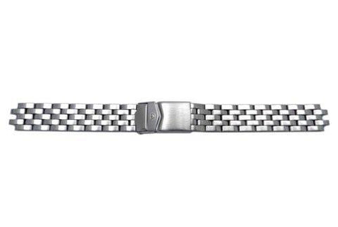 Genuine Wenger Ladies Escort Series Stainless Steel 14mm Watch Bracelet