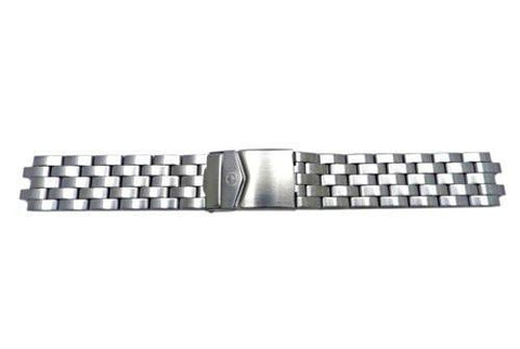 Genuine Wenger Escort Series Stainless Steel 20mm Watch Bracelet