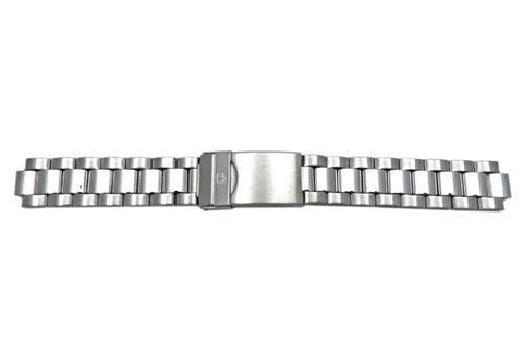 Genuine Wenger Standard Issue Series Stainless Steel 16mm Watch Bracelet