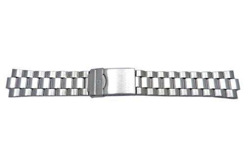 Genuine Wenger Standard Issue Series Stainless Steel 21mm Watch Bracelet