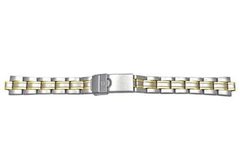 Genuine Wenger Standard Issue Series Dual Tone 14mm Watch Bracelet