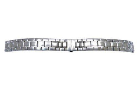 Swiss Army Officer LS Rectangle Series Stainless Steel 14mm Watch Bracelet