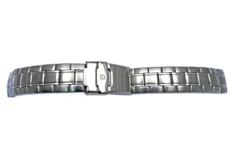 Swiss Army Officer Ratchet Series Stainless Steel 19mm Watch Bracelet