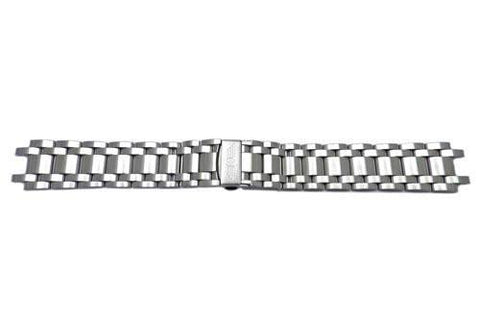 Swiss Army AirBoss Mach 3 Series Stainless Steel 22mm Watch Bracelet
