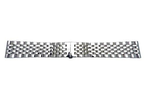 Swiss Army Infantry Series Polished Stainless Steel 23mm Watch Bracelet