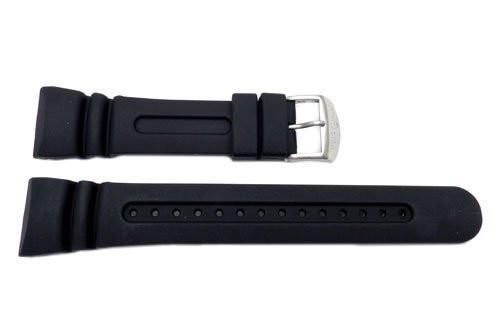 Genuine Citizen Black Rubber Promaster Aqualand Series 26mm Watch Band
