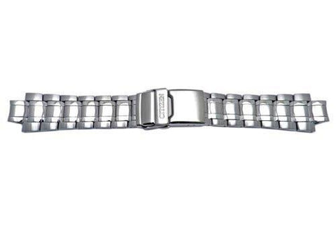 Citizen Eco Drive Series Stainless Steel 24/13mm Watch Bracelet
