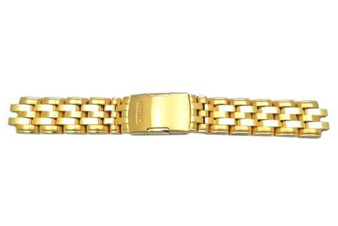 Genuine Citizen Gold Tone 20mm Watch Bracelet