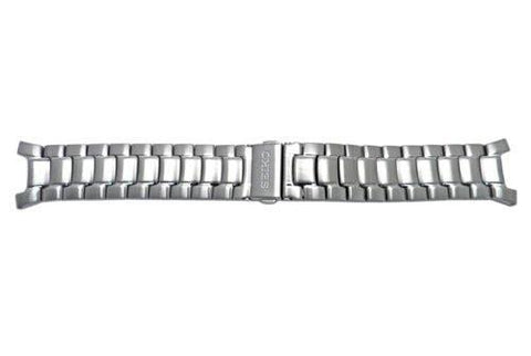 Seiko Kinetic Series Stainless Steel 22mm Watch Bracelet