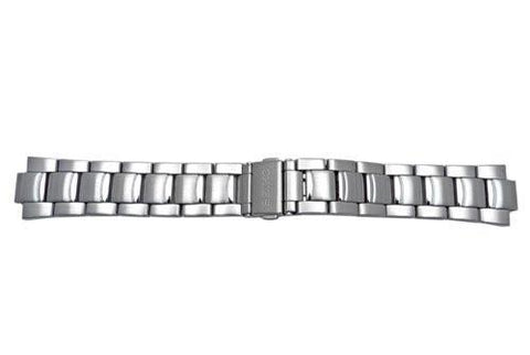 Seiko Chronograph Stainless Steel 20mm Watch Bracelet
