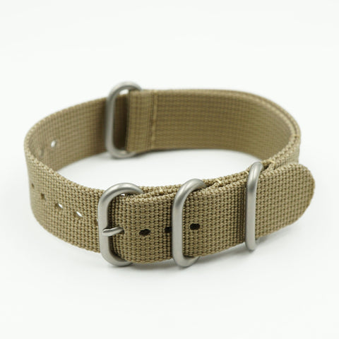 NATO Nylon One Piece Sand Strap