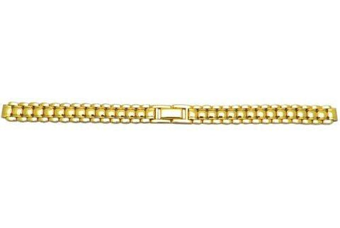 Genuine Seiko Ladies Gold Tone Bangle Watch Bracelet