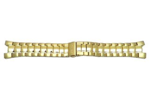 Seiko Coutura Series Gold Tone 25/11mm Watch Bracelet