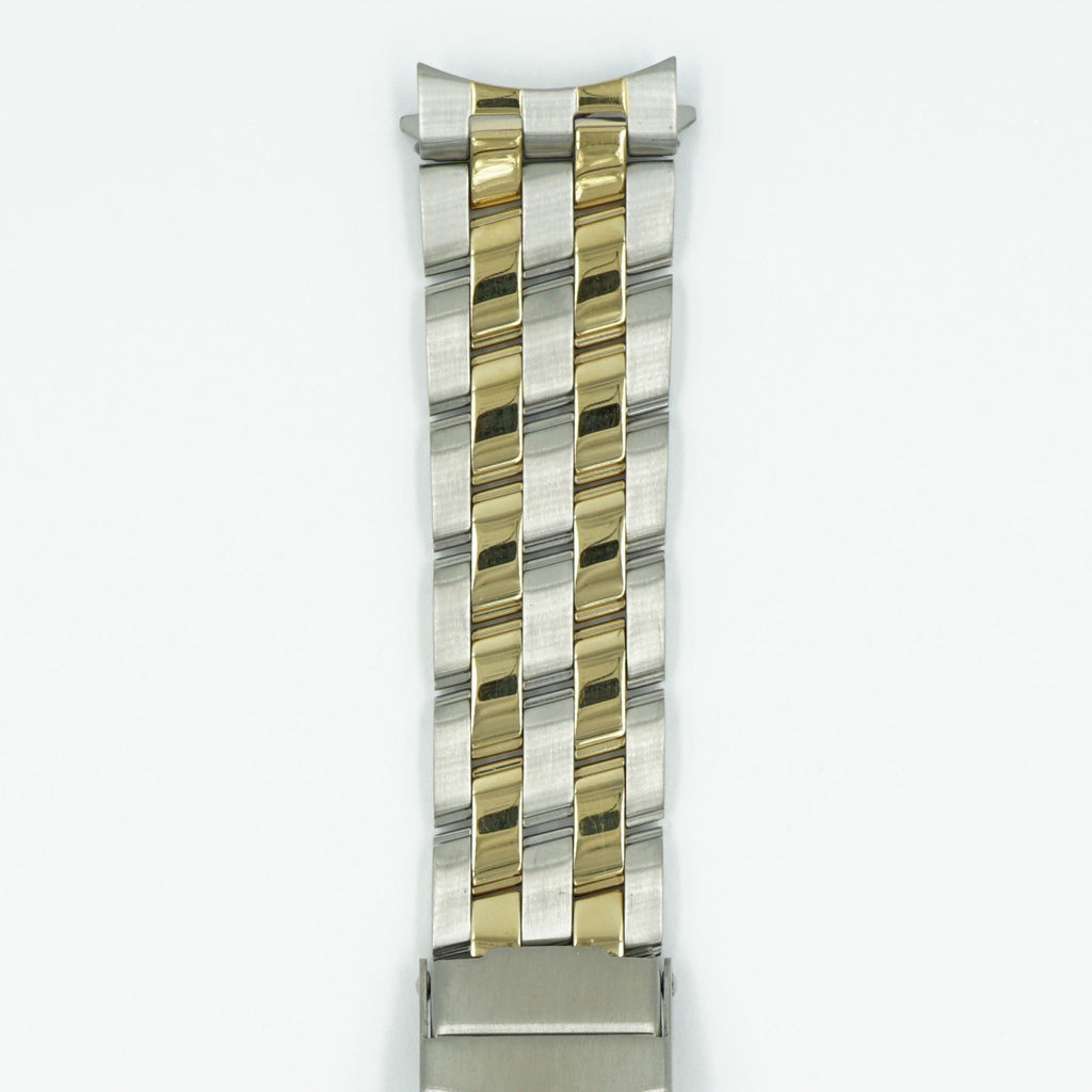 20mm Dual Tone Watch Bracelet - Pilot image