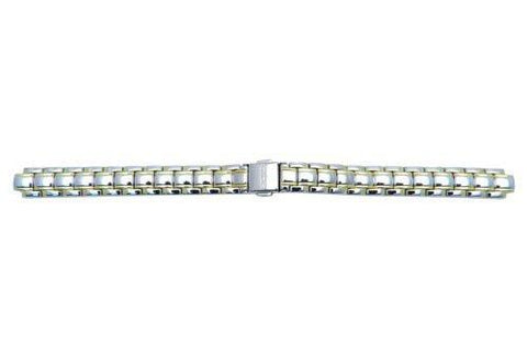 Seiko Ladies Dual Tone 10/6mm Replacement Watch Bracelet
