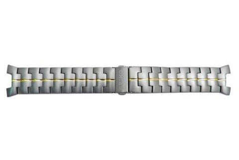 Seiko Titanium Dual Tone 24mm Watch Bracelet