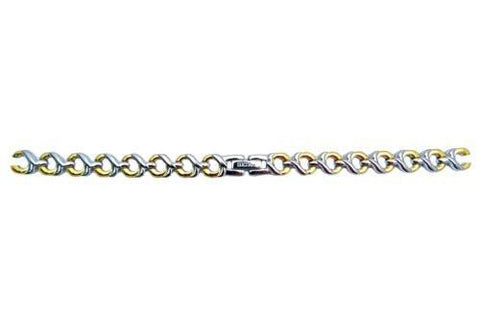 Genuine Seiko Ladies Dual Tone 9mm Replacement Watch Bracelet