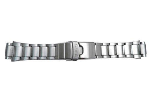Seiko Kinetic Series Solid Metal 20mm Watch Bracelet