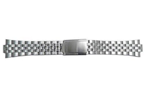 Seiko Stainless Steel 18mm Metal Watch Bracelet