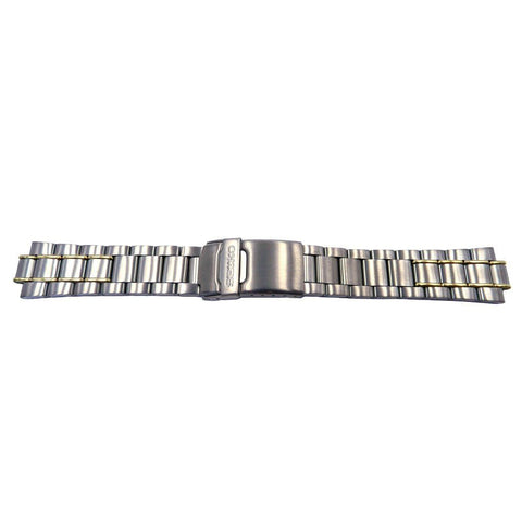 Genuine Seiko Dual Tone Titanium 20mm/10mm Watch Bracelet