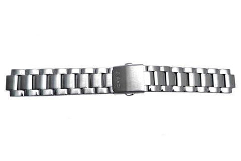 Genuine Casio Brushed Stainless Steel 20mm Watch Bracelet