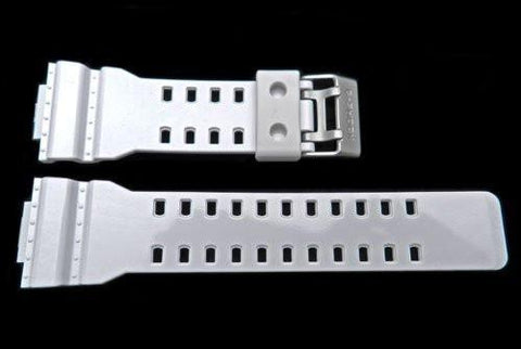 Genuine Casio G-Shock White 30mm Watch Strap