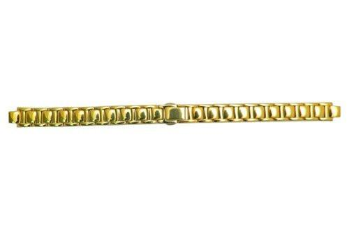 Genuine Citizen Ladies 11/6mm Gold Tone Watch Bracelet
