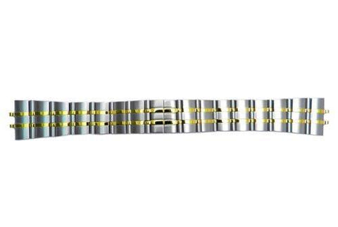 Genuine Citizen Dual Tone Eco Drive 22mm Watch Bracelet