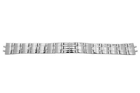 Genuine Citizen Ladies Polished Stainless Steel Eco Drive 15mm Watch Bracelet