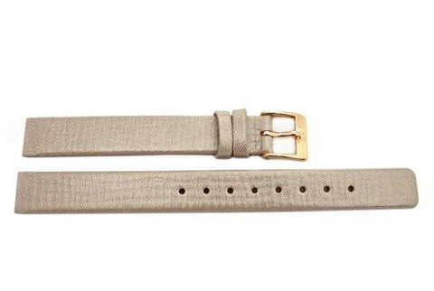 Genuine Skagen Ladies Lila Smooth Leather 12mm Watch Strap - Screws