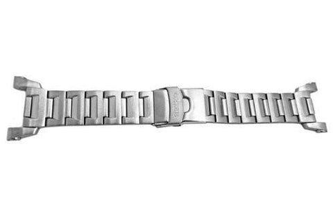 Genuine Seiko Kinetic GMT Series Stainless Steel 22mm Watch Bracelet