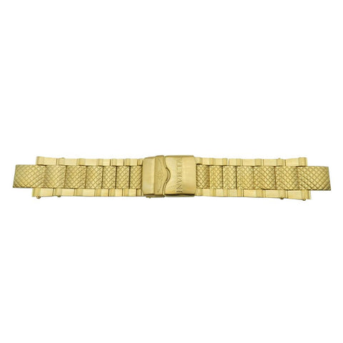 Genuine Invicta 28mm Subaqua Gold Tone Stainless Steel Bracelet