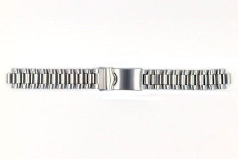 Genuine ESQ 14mm Silver Tone Stainless Steel Watch Bracelet