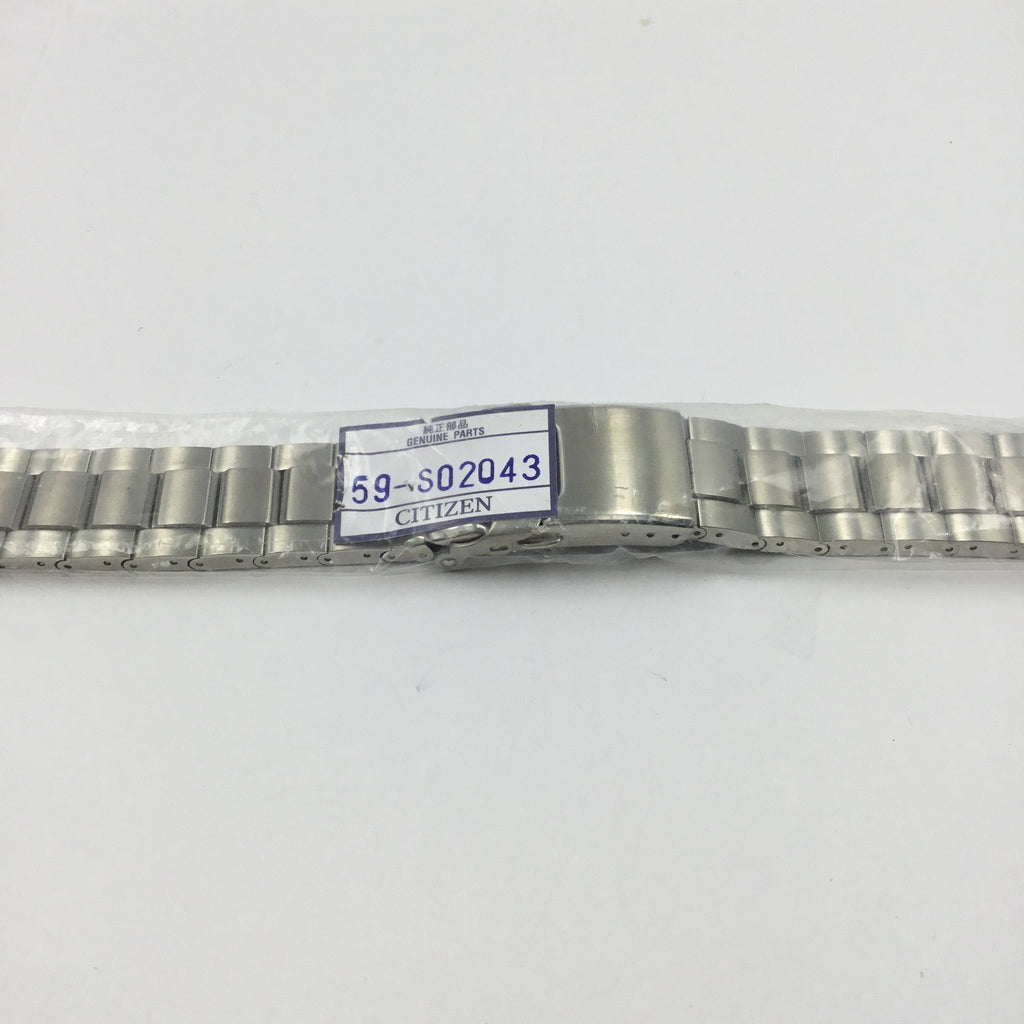 Genuine Citizen Stars And Stripes Series Titanium 20mm Watch Bracelet
