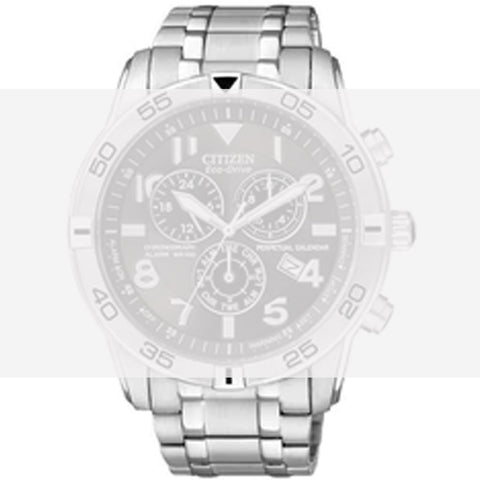 Citizen Stainless steel bracelet SILVER TONE 22mm