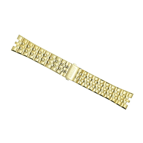 Citizen Gold Tone Stainless Bracelet BM7338