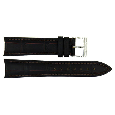 Genuine Citizen Eco-Drive Brown Alligator Grain 20mm Watch Strap