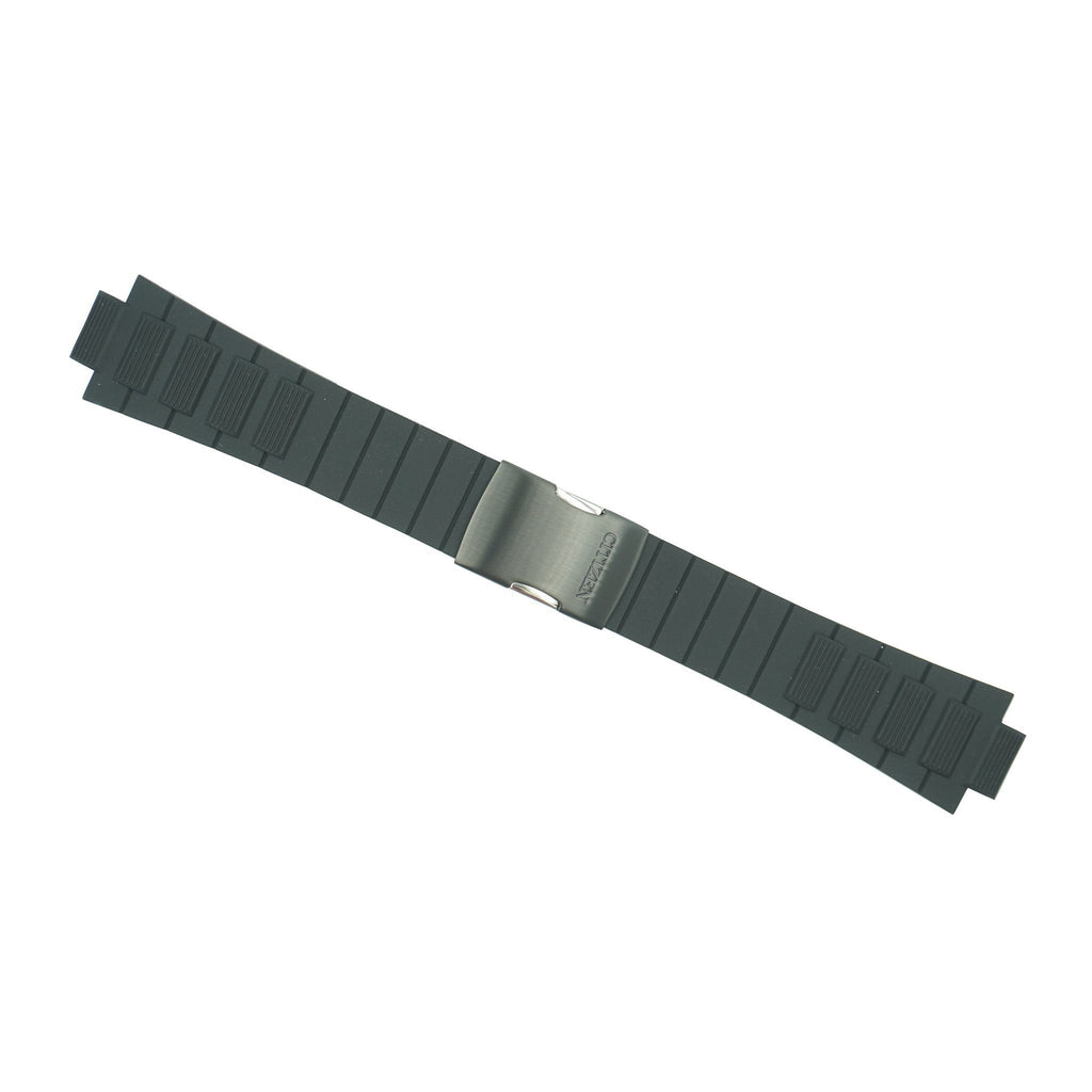 Citizen Black Rubber Watch Strap CA0448-08E