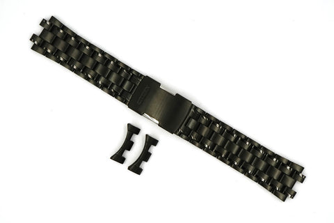 Genuine Citizen Black Ion PVD Plated Watch Bracelet