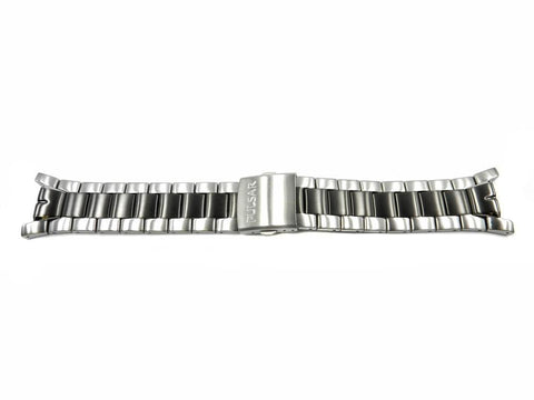Genuine Pulsar Dual Tone 26mm Metal Watch Band