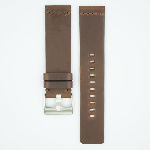 Chromexcel Horween Leather Watch Strap - Brown