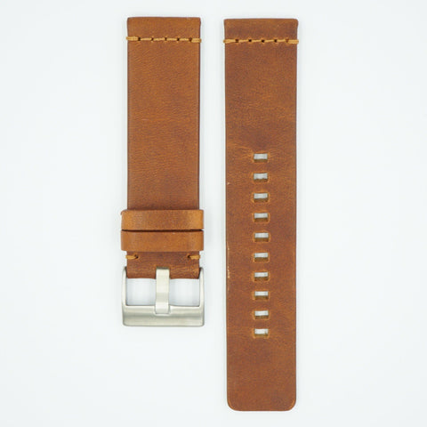 Chromexcel Horween Leather Watch Strap - Tan