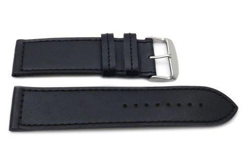 Genuine Leather Flat Smooth Panerai Watch Strap