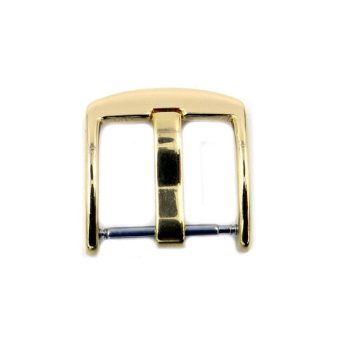 Gold Tone Panerai Style Buckle